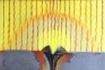 Трубач в желтом звуке