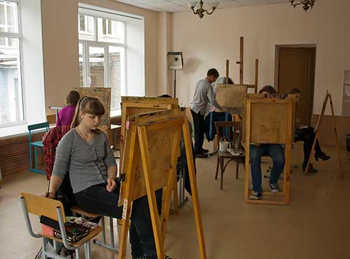 художественная школа: