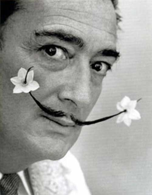 The Commanding Personality of Salvador Dali