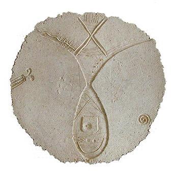 Тамга дерево птица оран племени башкирскогл гирей